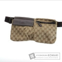 Authentic GUCCI  GG 28566-001013 Shoulder bag Canvas