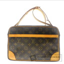 Authentic LOUIS VUITTON  Trocadero 27 M51274 Tsu   Shoulder bag Monogram canvas
