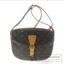 Authentic LOUIS VUITTON  Genevieve Fille M51225 Shoulder bag Monogram canvas