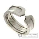 2 c CARTIER ring, ring K18 white gold ladies