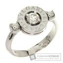BVLGARI Bulgari Bulgari diamond rings, rings K18 white gold ladies