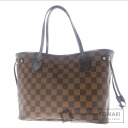 LOUIS VUITTON neverfull PM N51109 handbags Damier Canvas Womens