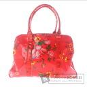 Authentic Cath Kidston  Rose pattern Handbag Coating canvas