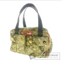 Authentic LOUIS VUITTON  Jasmine M95772 Takashi Murakami Shoulder bag Mono Guramo Fuller Jeu denim