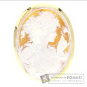 Sherukame Franco batch Loro Brooch 18K Yellow Gold  17.5