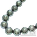 Authentic TASAKI  Pearl Pearl Necklace K14 White Gold