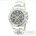 Authentic ROLEX Daytona Watch stainless steel SS  Men