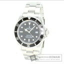 Authentic ROLEX Sea-Dweller Watch stainless steel SS  Men