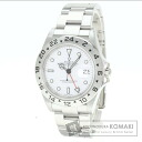 Authentic ROLEX Explorer Watch stainless steel SS  Men