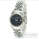 Authentic ROLEX Datejust Watch SS   Ladies