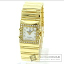 Authentic OMEGA Constellation Kuadorado Watch 18K Yellow Gold   Ladies