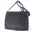 Authentic LOUIS VUITTON  Daniel MM N58029 Shoulder bag Damier Canvas