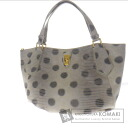 Authentic MARC BY MARC JACOBS  2way Press polka dot type Shoulder bag PVC
