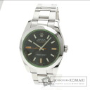 Authentic ROLEX Milgauss Watch    Men