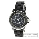 Authentic CHANEL H0681 Watch Rubber   Ladies