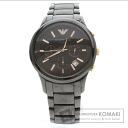 Authentic Emporio Armani Ceramica Watch stainless steel Ceramic  Men