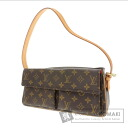 Authentic LOUIS VUITTON  Viva Cite MM M51164 Shoulder bag Monogram canvas