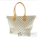 Authentic LOUIS VUITTON  Saleya MM N51185 Tote bag Damier Canvas