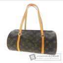 Authentic LOUIS VUITTON  Papillon M51385 Handbag Monogram canvas