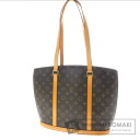 Authentic LOUIS VUITTON  Babylon M51102 Shoulder bag Monogram canvas