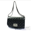 Authentic CHANEL  Shoulder bag Shoulder bag Lamb