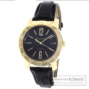 Authentic BVLGARI Bulgari Bulgari BB42BGLD Watch 18K Yellow Gold  Self-winding Men