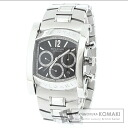 Authentic BVLGARI AA48BStainless SteelDCH Assioma Watch stainless steel  Mechanical Automatic Men