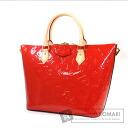 Shoulder bag Vernis women's LOUIS VUITTON Montebello MM M90163