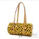LOUIS VUITTON Papillon M91424 kusamayayoi handbag monogramverni Womens