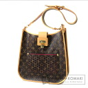 LOUIS VUITTON Musette N95174 perf shoulder bag Monogram Perfo ladies