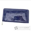 LOUIS VUITTON zippy & wallet M93722 wallet (purse and) verniresa ladies