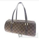 LOUIS VUITTON Damier Papillon N51303 handbag Damier Canvas Womens