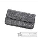 Authentic BOTTEGA VENETA  Pouch case Cosmetics Pouch Leather