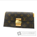 Authentic LOUIS VUITTON  Porutofoiyu Elysee M60361 (With coin purse) Purse Monogram canvas