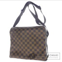 Authentic LOUIS VUITTON  Navu~igurio N45255 Shoulder bag Damier Canvas