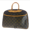 Authentic LOUIS VUITTON  Deauville M47270 Handbag Monogram canvas