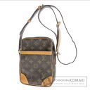 Authentic LOUIS VUITTON  Danube M45266 Shoulder bag Monogram canvas