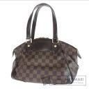 Authentic LOUIS VUITTON  Verona PM N41117 Handbag Damier Canvas