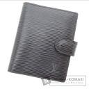 Authentic LOUIS VUITTON  Agenda mini R20072 Notebook cover Epi Leather