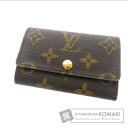 Authentic LOUIS VUITTON  Multicles6 M62630 Key case Monogram canvas