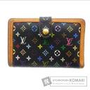 Authentic LOUIS VUITTON  Portefeiulle Vu~ienowa M92988 (With coin purse) bi-fold wallet Monogram canvas