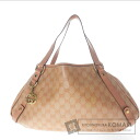 Authentic GUCCI  GG Shoulder bag PVC