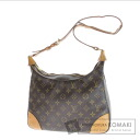 Authentic LOUIS VUITTON  Boulogne 30 M51265 Shoulder bag Monogram canvas