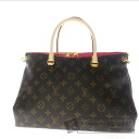 Authentic LOUIS VUITTON  Pallas M41147 Shoulder bag Monogram canvas