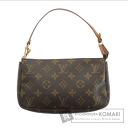 Authentic LOUIS VUITTON  Accessoires M51981 Accessory pouch Monogram canvas