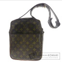 LOUIS VUITTON danoubudanoub M3552 old model shoulder bag Monogram Canvas ladies
