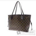 Authentic LOUIS VUITTON  NeverfullPM N51109 Shoulder bag Damier Canvas