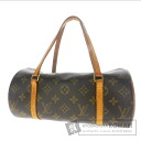 Authentic LOUIS VUITTON  Papillon 26 M51366 Handbag Monogram canvas