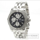 Authentic BREITLING Chronomat Evolution Watch SS   Men