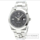 Authentic ROLEX Datejust Watch SS   Men